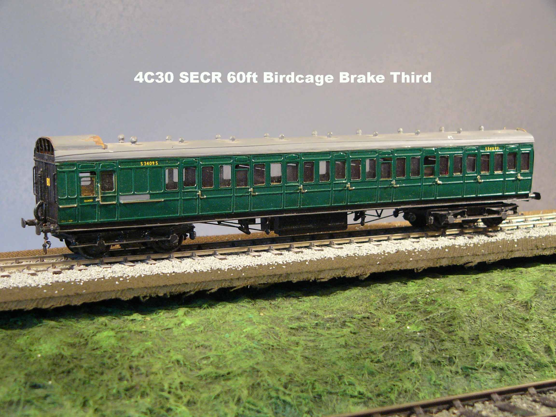 7C30 SECR 60ft Birdcage Brake Third