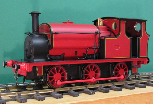 7mm SCALE/0 GAUGE READY TO RUN LOCOS by IXION MODELS