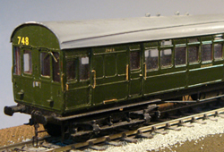 4MM SCALE LBSCR BOGIE COACHES