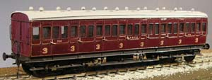 4mm SCALE COACH KITS