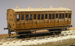 4MM SCALE LCDR COACHES