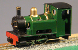 NARROW GAUGE LOCO KITS