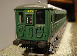 4MM SCALE SR ELECTRIC UNITS