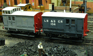 4F04 LBSCR Stroudley Goods Brake