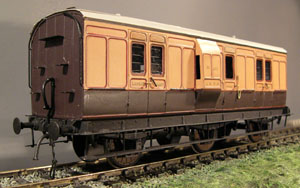 7mm SCALE COACH KITS