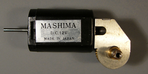 7G20-18 20:1 Gearbox for Mashima M1824/1833 Motors