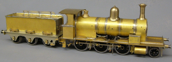 7L20 MSWJR 2-6-0 Galloping Alice