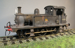 7mm model railway loco kits