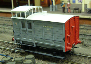 7mm SCALE WAGON KITS