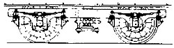 4A511 LSWR 8ft Light Fox Bogie (Pair)