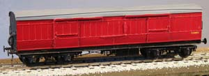 4C09 LSWR 44ft Bullion Van