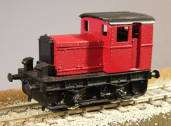 4mm SCALE CAST LOCO KITS