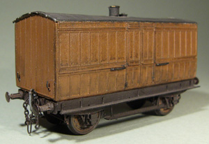 4C72 LCDR 1878 Luggage Van
