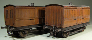 4C73 LCDR 1880 Luggage Van