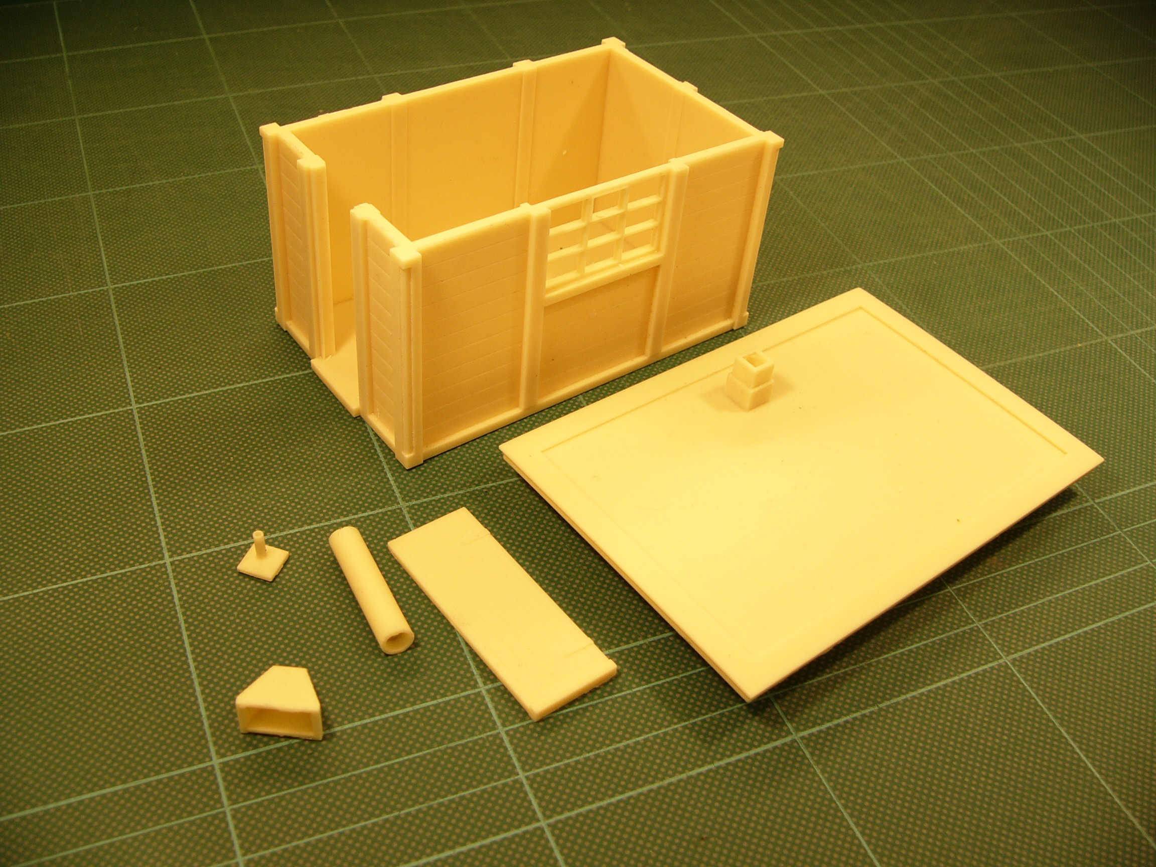 7B006 LNER Platelayer's Hut Kit