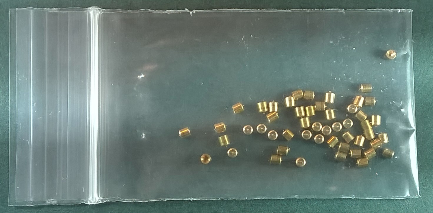 4MA073 Flangeless Pinpoint Bearings (50)